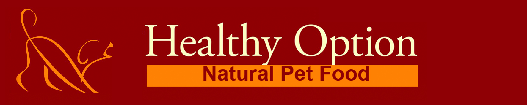 Healthy Option Pet Food Logo